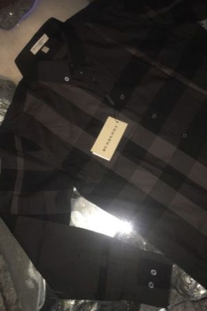 BRAND NEW BURBERRY SHIRT for Sale in Dallas, TX