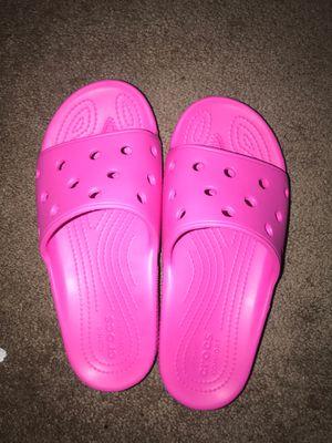 Croc Slides for Sale in Hampton, VA