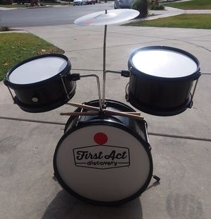 Drum Set, First Act Discovery for Sale in Fontana, CA