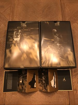Nike Air Jordan Defining Moments Pack DMP Sz 9 for Sale in Tamarac, FL