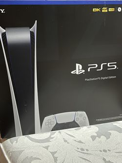 Brand New Factory Sealed PlayStation 5 Digital PS5 for Sale in Damascus,  OR