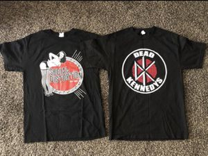 Band Tees T Shirts Dead Kennedy's & Social Distortion (Medium) Supreme Bape Metallica AC/DC for Sale in Los Angeles, CA