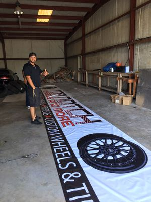 Low Cost Banners for Sale in San Antonio, TX