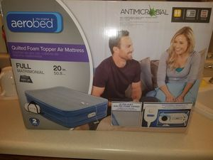 Aerobed air mattress. for Sale in North Las Vegas, NV