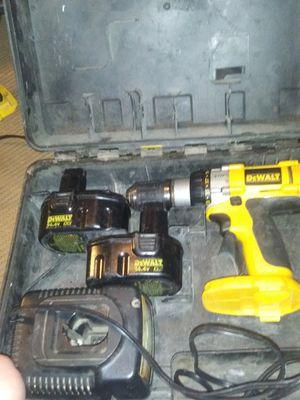 14v dewalt drill set for Sale in Oro Valley, AZ