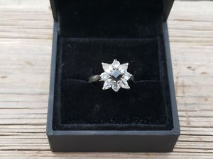 Cz sterling silver 925 ring size 8 for Sale in Scottsdale, AZ