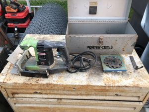 Porta cable biscuit cutter for Sale in Tracy, CA