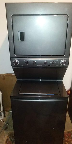 Frigidaire stackable washer n dryer for Sale in Memphis, TN