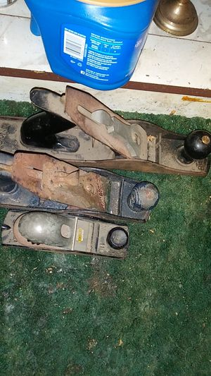 "Stanley plane 's 1bailey 1handyman 1 7"" for Sale in Hanover, PA"
