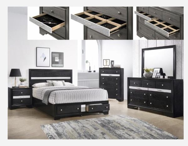 REGATA BEDROOM SET WITH FINANCE !!! 100 DAYS FOR PAY OFF WITH NO INTEREST!!!