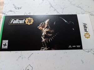 Fallout 76 (New) for Sale in Kirkland, WA