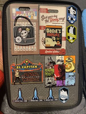 Disney Pins for sale for Sale in Los Angeles, CA