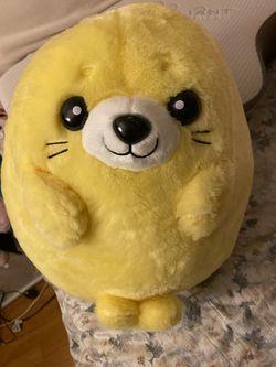 Tokyo Lifestyle Japanese Yellow Seal Plushie for Sale in Lynnwood,  WA