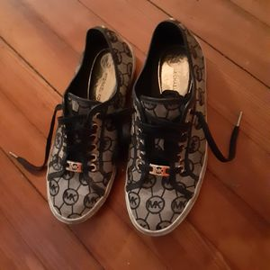 Michael Kors Canvas Shoes for Sale in Columbus, OH
