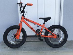 Mongoose Legion L16 Boy's Freestyle BMX Bike, 16-Inch Wheels for Sale in Culver City, CA