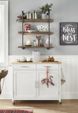 Floating wall shelves - decor for Sale in Dallas, TX