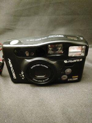 Fujifilm camera for Sale in Seattle, WA