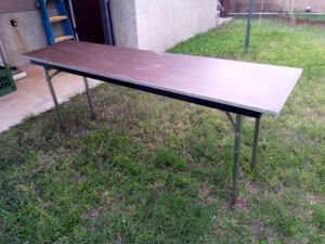 Commercial grade banquet table for Sale in Scottsdale, AZ
