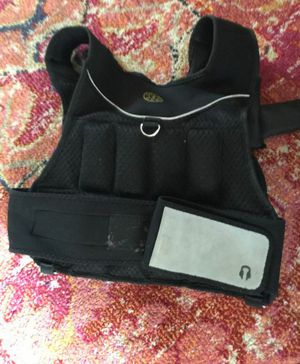 Golds weight vest $25 for Sale in Lithonia, GA