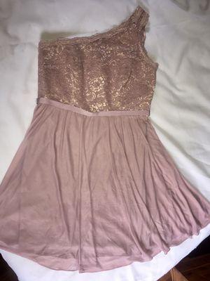 Rose gold dress for Sale in Littleton, CO