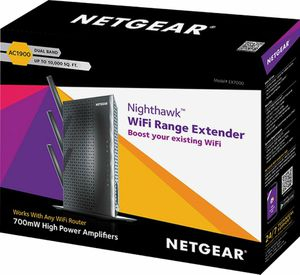 Netgear nighthawk ac1900 wifi range extender for Sale in San Diego, CA