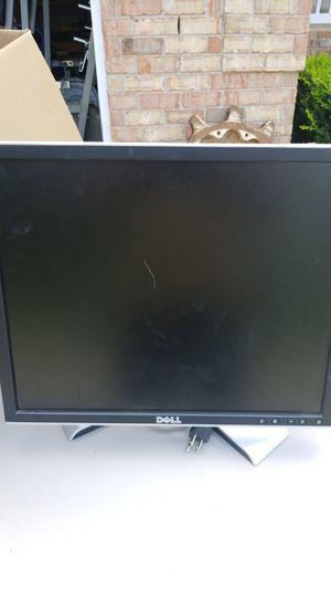 """18"""" Dell pc monitor for Sale in Daphne, AL"""