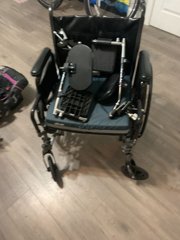 Drive XL wheelchair