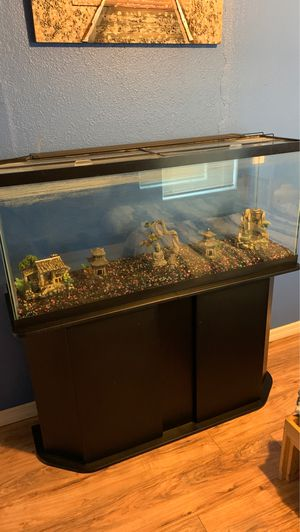 55 Gallon Fish Tank for Sale in NEW PRT RCHY, FL