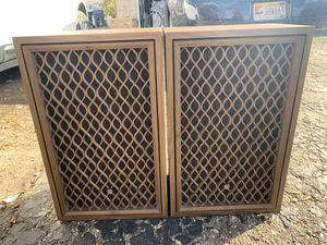 Pioneer vintage 70's 301 speakers for Sale in Sartell, MN