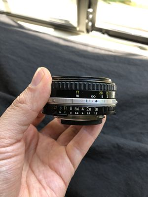 Nikon Series E 50mm f/1.8 Lens for Sale in Los Angeles, CA