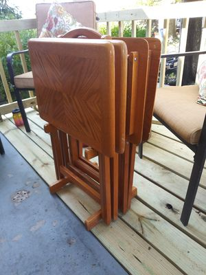 TV trays for Sale in Penbrook, PA