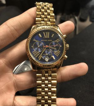 Gold MK Watch for Sale in Dallas, TX