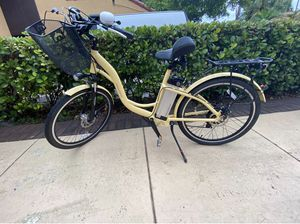 American electric bicycle for sale used very little for Sale in Miami, FL