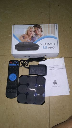 T. V. Smart Box (YUTMart) for Sale in San Diego, CA