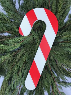 Candy Cane Decorations ❤️🤍 High Quality for Sale in Redondo Beach, CA