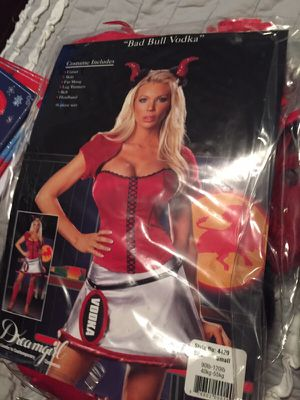 Red Bull and vodka Halloween costume for Sale in Dallas, TX