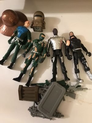 Military Action Figures & Accessories for Sale in Orangevale, CA