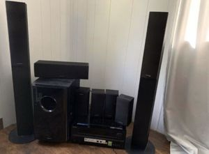 Home theatre system ONKYO for Sale in Snohomish, WA