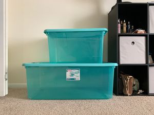2 Storage containers for Sale in Norfolk, VA