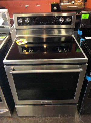 KitchenAid Stainless Steel Stove Model:KFEG500ESS 1E for Sale in Irvine, CA