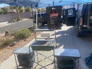 Camp kitchen (Portal Brand) for Sale in Las Vegas, NV