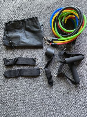 Quality 11Pcs resistance bands for Sale in Annapolis, MD