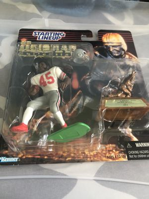 Archie Griffin action figure for Sale in Dallas, TX