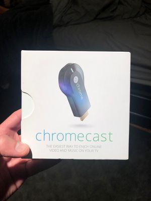 Chromecast Generation 1 (NEW) for Sale in Pompano Beach, FL