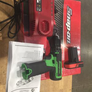 Snap On Drill Battery Charger for Sale in Elmwood Park, IL