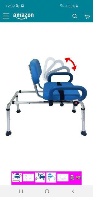 Chair Bath Platinum HEALTH Silla para Baño for Sale in San Diego, CA