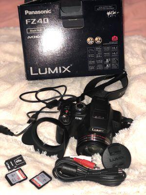 LUMIX Camera for Sale in Jacksonville, AL