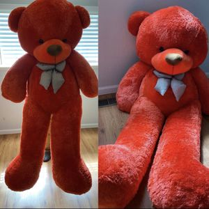 6ft RED TEDDY BEAR!! for Sale in Bay Point, CA