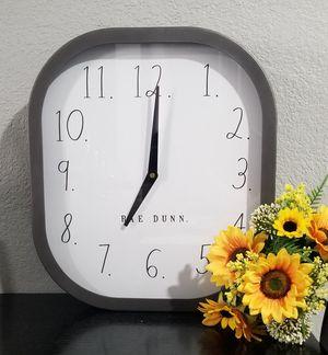 Rae Dunn large clock / farmhouse decor home for Sale in Compton, CA