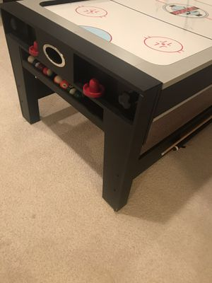 Air hockey table/Pool table all in one. for Sale in Bowie, MD